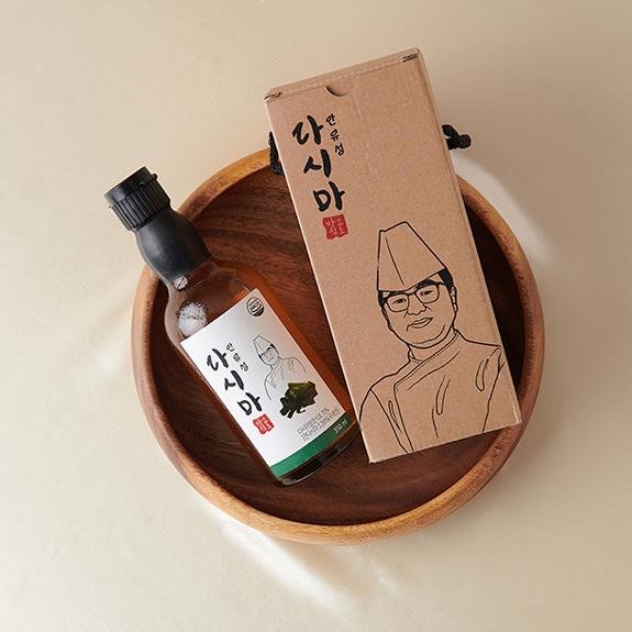 안유성 다시마 발효식초